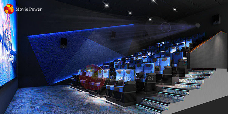 Theme Park Theater Project 5d Motion Cinema