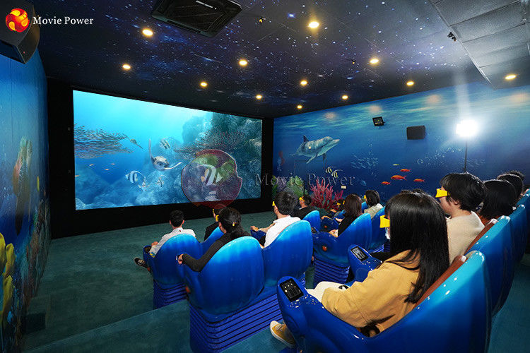 400㎡ 4D Theater Chair